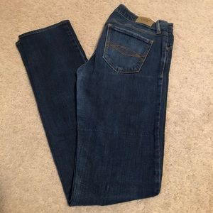 Abercrombie & Fitch Erin Skinny Jeans